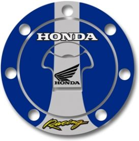 Tankdopsticker Honda Racing