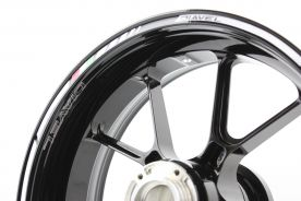 OUTLET: Rimstriping SpecialGP Ducati Diavel Wit