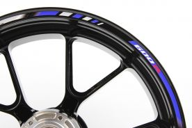 OUTLET: Rimstriping SpecialGP GSX 600R (<2007) Donkerblauw