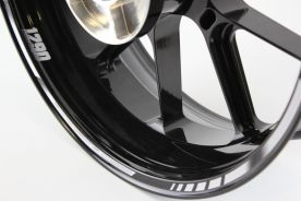 Rim striping SpecialGP KTM SuperDuke 1290 White