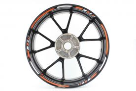Rimstriping SpecialGP KTM RC8-R Orange