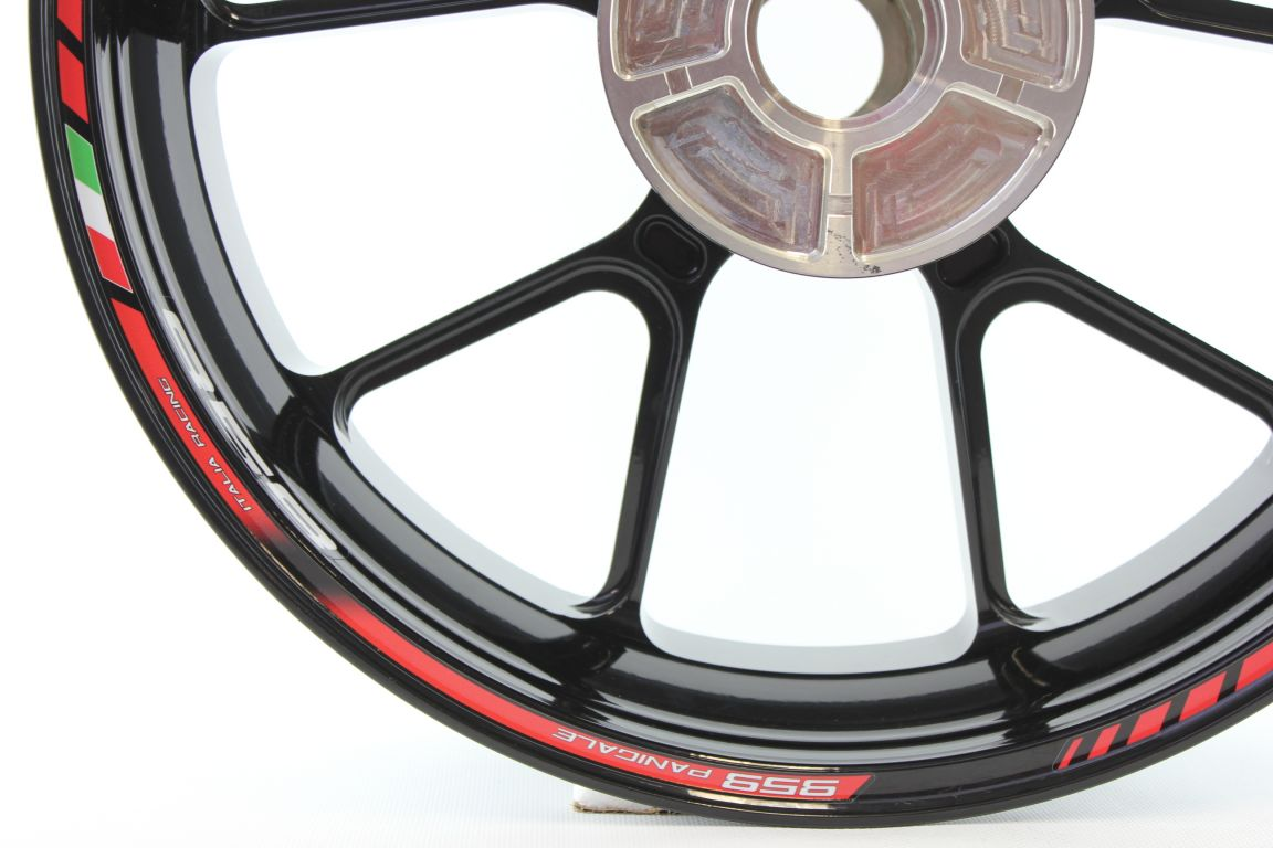 Rimstriping Ducati 959 Panigale specialgp rood 1 3