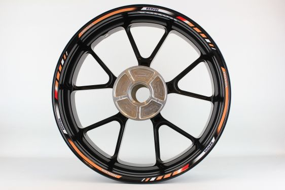 Rimstriping SpecialGP Honda REPSOL Orange