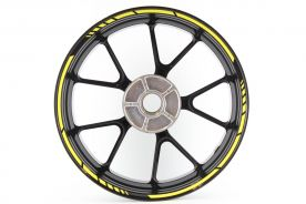 Rimstriping MotoGP Lemon Yellow