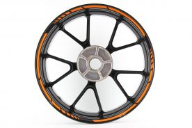 Rimstriping MotoGP Orange