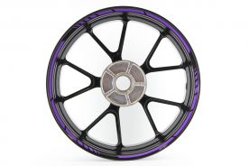 Rimstriping MotoGP Purple