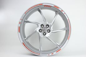 OUTLET: Rimstriping SpecialGP KTM SuperDuke 1290 orange/white