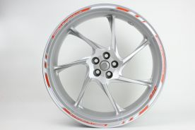 Rimstriping SpecialGP KTM SuperDuke 990 orange/white